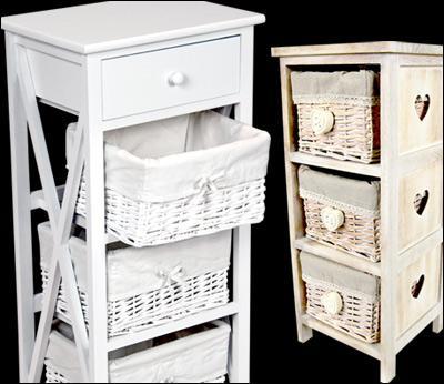 Furniture - Baskets / Fret