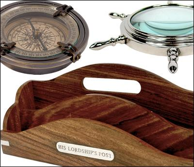 Nautical & Gentlemans / Traditional Gifts
