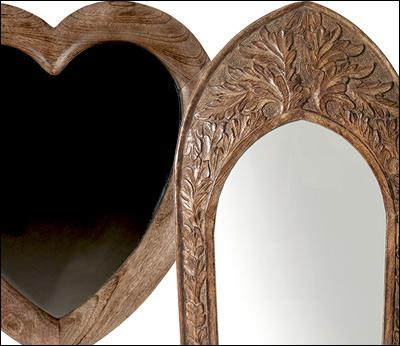 Mirrors - Wood Frame