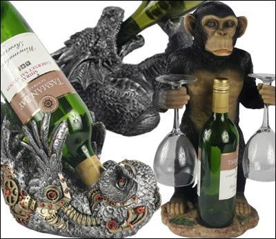 Resin Wine Holders