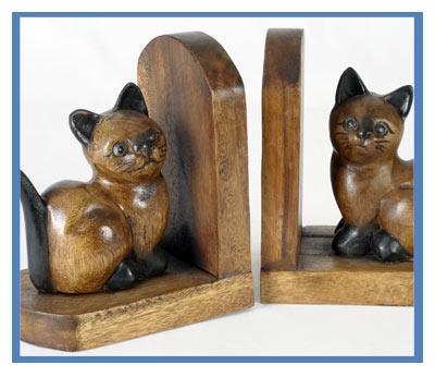 Wood Carvings & Accessories