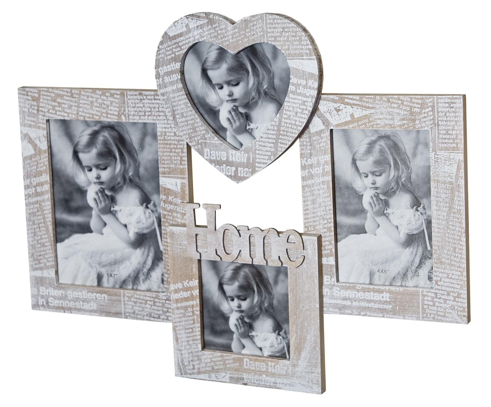 Journal Wall Photo Frame