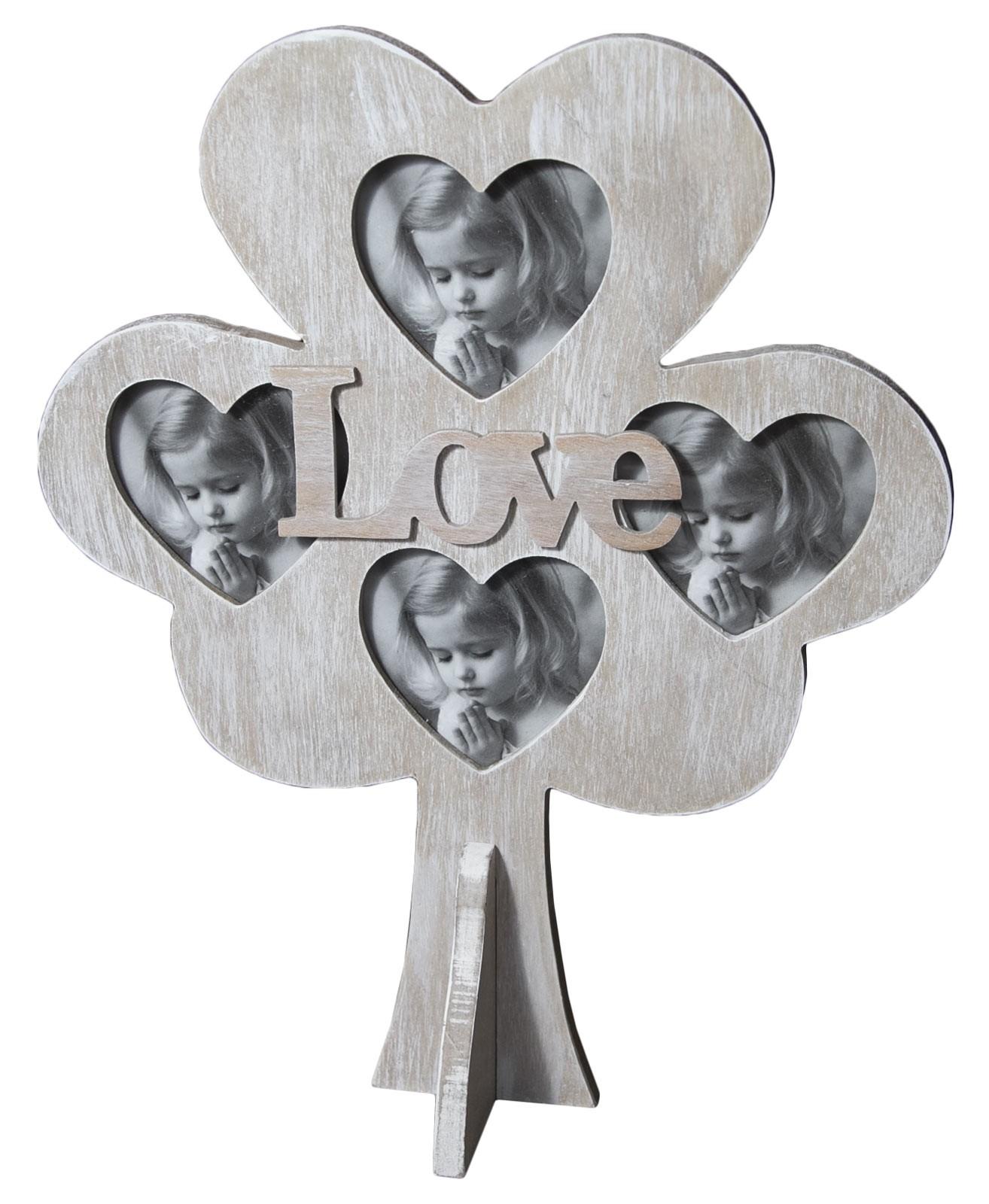 Journal Heart Tree Photo Frame