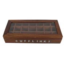 Cufflinks Box 25cm