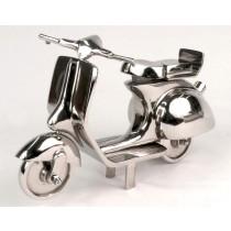 Aluminium Scooter Nickel 26cm