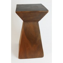Wooden Plant Stand  **SUBSTANDARD**