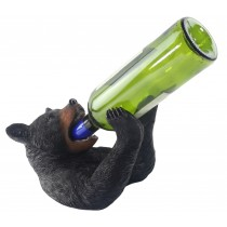 Grizzly Bear Bottle Holder - 23.5cm