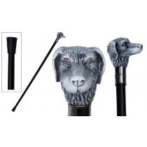 Blue Dog Swagger Cane / Walking Stick 85cm