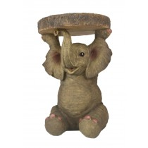 African Baby Elephant Table