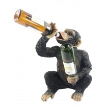 Boozy Chimp Wine Holder 51cm