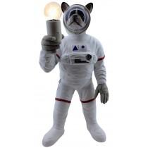 Astronaut Dog Hand Light 46.5cm