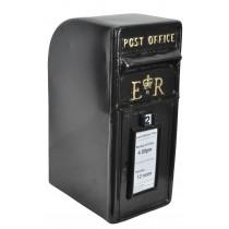 ER Royal Mail Post (Box ONLY) Black 60cm