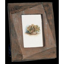 Photo Frame Antique Pine Finish  ** Addition to a carriage Paid Order **