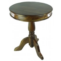 Acacia Lisbon Round Wine Table
