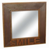 Acacia Lisbon Smile Mirror