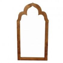 Acacia Mehrab Mirror 95x50cm - COLLECTION ONLY
