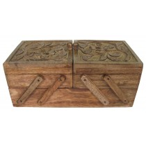 Mango Wood Flexible Box