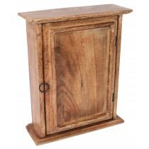 Mango Wood Key Box