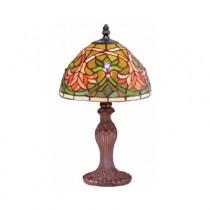 Coloured FDL Tiffany Lamp (Small) 35cm