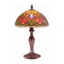 Coloured FDL Tiffany Lamp (Medium) 46cm