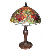 Coloured FDL Tiffany Lamp (Large) 57cm