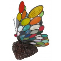 Butterfly Spot Design Lamp 22.5cm