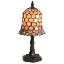 Amber Spot Lamp 32cm