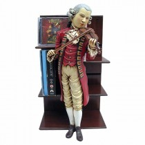 Mozart CD/DVD Holder - 51.5cm