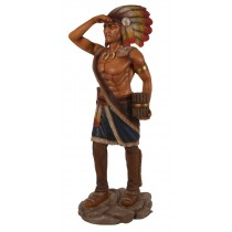 Tobacco Store Indian 6ft