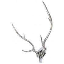 Aluminium Wall Hanging Antlers