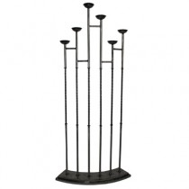 Oval Candle Stand