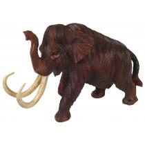 Wooden Mammoth  ** EX DISPLAY **