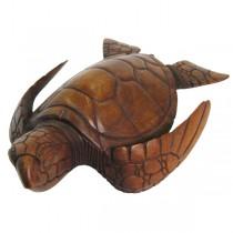 Wooden Turtle 30cm