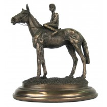 Bronze Finish - Champion's Parade 17cm