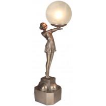 47cm Standing Beach Ball Lamp