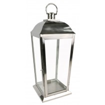 Aluminium Candle Lantern  ** Slight Seconds **