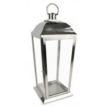 Aluminium Candle Lantern  ** Seconds **