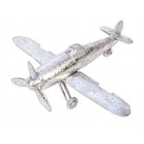 Electroplated Aeroplane