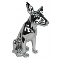 Bull Terrier Electroplated Dog