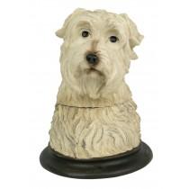 Scottie Dog Box 16.5cm