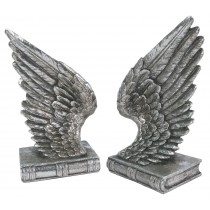 Pr Angel Wings Bookends 21cm