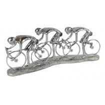3 Bike Cyclists/Riders 49.5cm