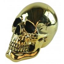 Skull Gold 15cm