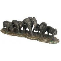 48cm Savana Animal Group