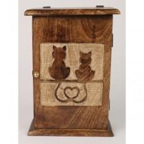Cat Key Box