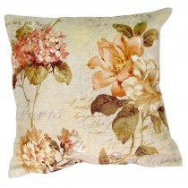 Cushion Cover Only - Flowers (La Flore)