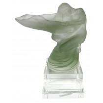 Crystal Glass Lady 29cm Ex Display