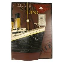 3D Titanic Painting