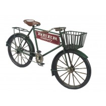 Beer Delivery Bicycle - 29cm