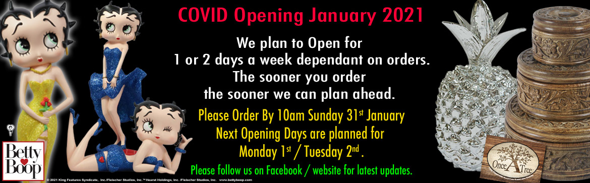 Covid Opening Jan 2021